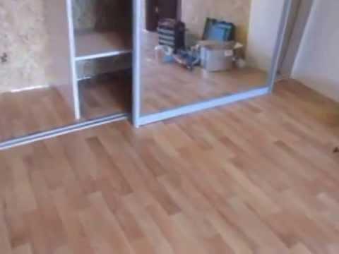 видео: шкаф купе 3550 натяжной три дверки