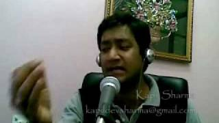 dil to bacha hai ji Ishquia Song Cover by Kapil Khankriyal