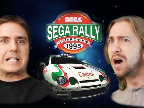 Sega Saturn Saturdays - Sega Rally Championship