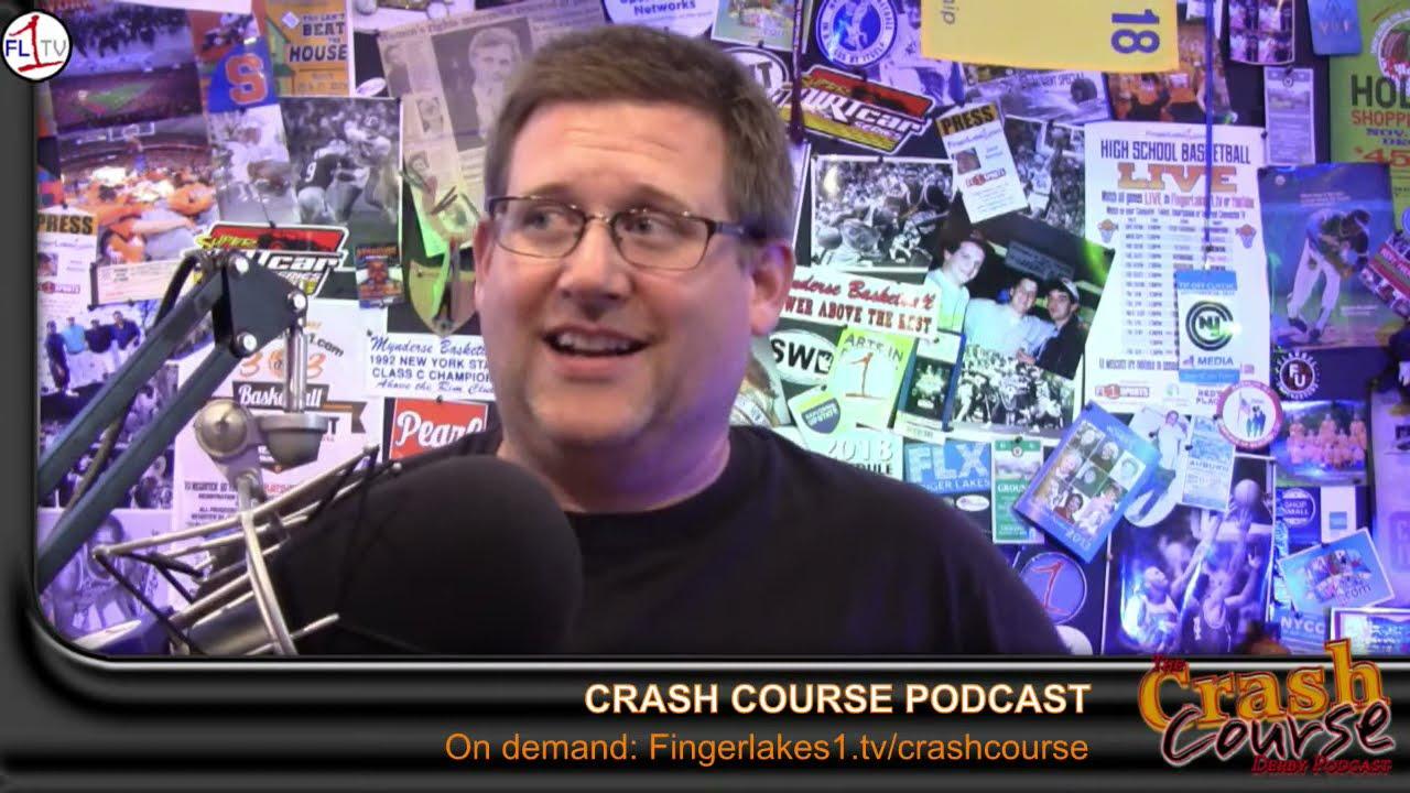 Crash Course #371: McCullough, Roman, Pagel (PODCAST)