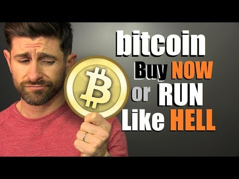 Bitcoin: Buy Now or RUN LIKE HELL? Let