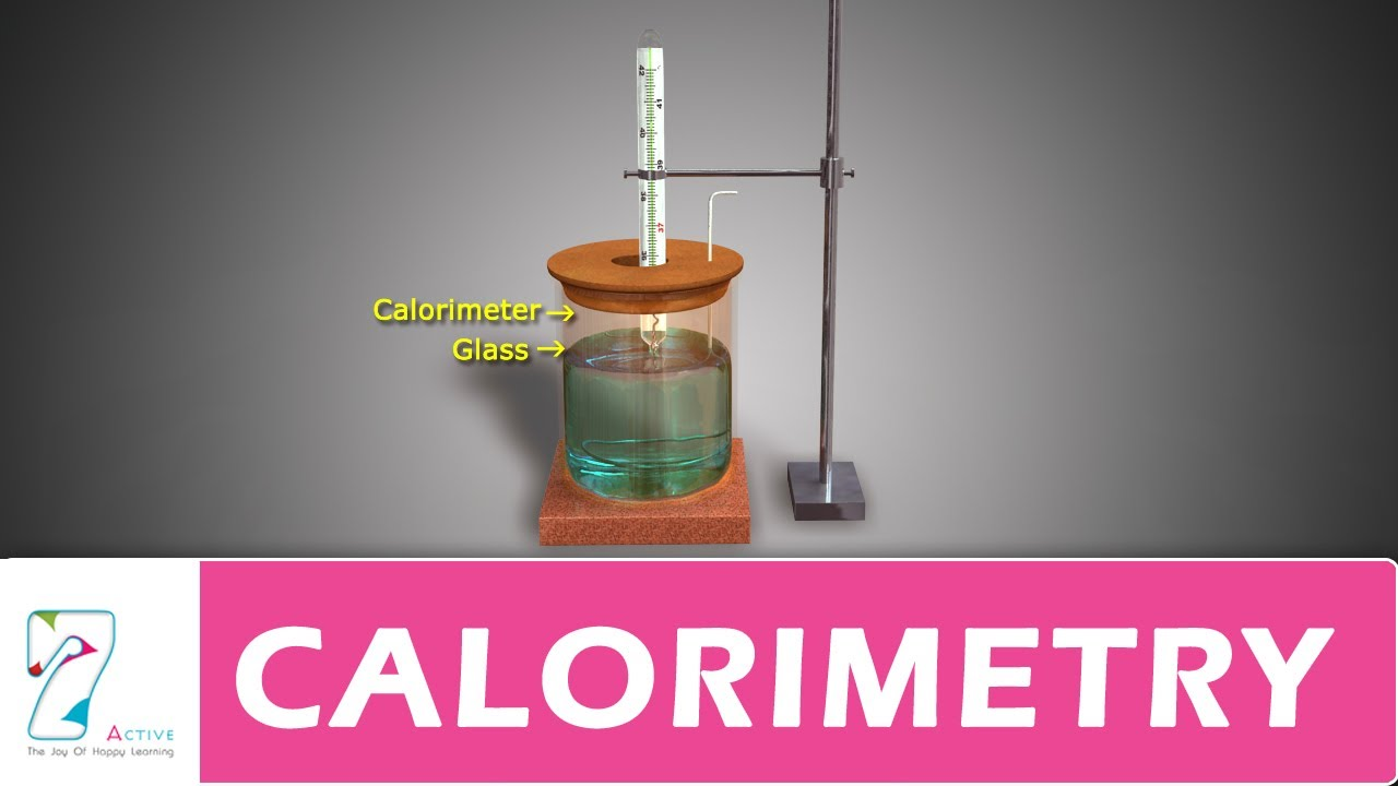 calorimetry experiment