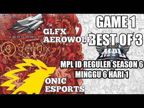 GFLX AEROWOLF VS