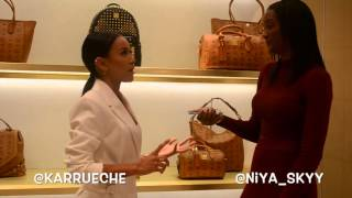 karrueche tran talks fashion style and her career with skyy level media