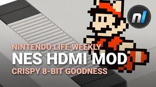 Incredible NES HDMI Mod, Replacement Wii U GamePads | Nintendo Life Weekly
