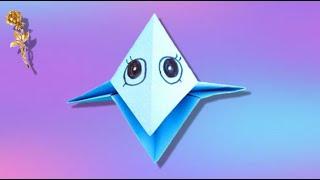 Origami animé facile :