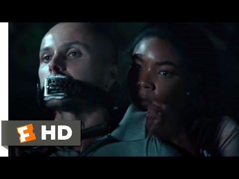 Breaking In (2018) - Capable of Killing a Man Scene (5/10) | Movieclips