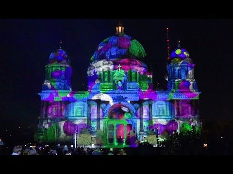 Festival of Lights Berlin 2017 - Berliner Dom