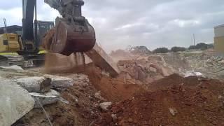 Maynard construction services Demolition Job