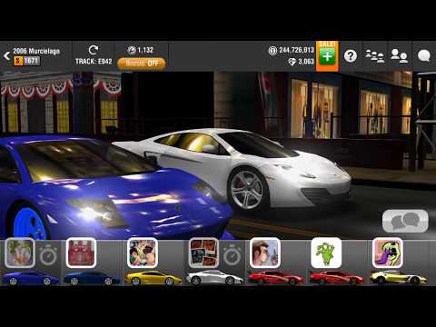 Racing Rivals Cash bets and Pinks
