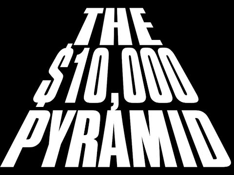 The $10,000 Pyramid 1973 Technical Difficulties