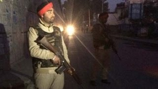 Terror attack at Air Force base in Punjab's Pathankot, 2 terrorists killed