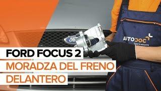 Cómo cambiar Taco de motor FORD FOCUS II (DA_) - vídeo guía