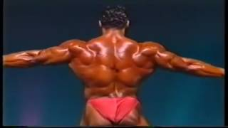 Kevin Levrone - 1st place - Pro Grand Prix - Evolution of Bodybuilding