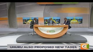 One on one with Senators Kajwang' and Wamatangi on tax debate #DayBreak