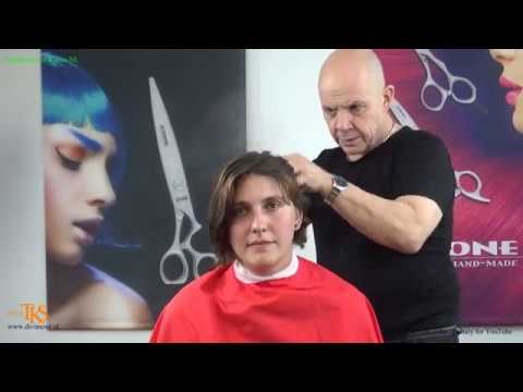 Trendy Autumn Hairstyle And Color With A Blink To Classic Patricas