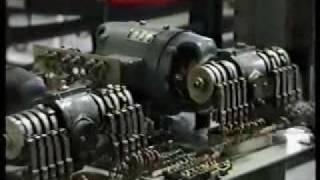Strowger CAA-61-stara Centrala Telefoniczna Old Exchange