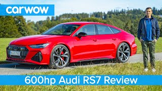 Audi RS7 2020 review - tested 0-60mph and on the Autobahn!