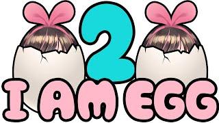 ああああ!世界一イライラするゲームがこちら【I am egg2】