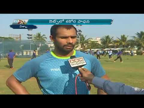 Andhra Ranji team Captain Hanuma Vihari face to face with ABN