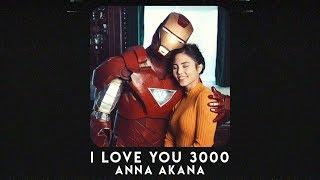 I Love You 3000 - Stephanie Poetri (Anna Akana Cover)