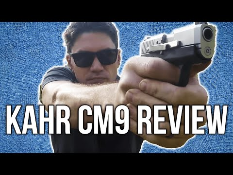 Kahr CM9 9mm: My Favorite CCW Pistol