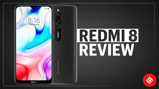 Xiaomi Redmi 8 review: What's good in this new 'budget' phone?