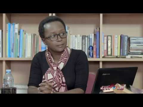Video (skit): Pay day! Kansiime Anne. African comedy.