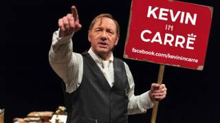 Kevin Spacey in Carre?