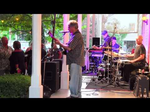 2016 Blue Wing Blues Fest:  Chris Cain