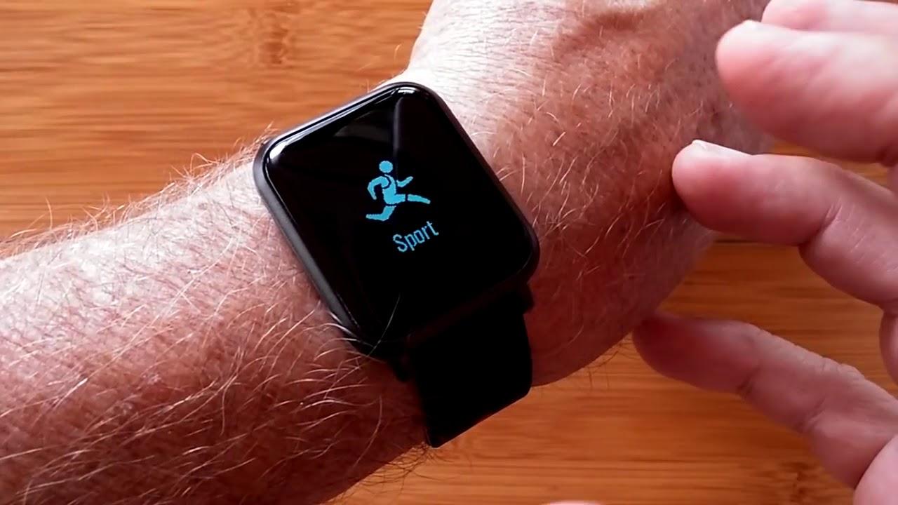 797fd335342d Reloj Smartwatch SW55 APROCHILE - YouTube