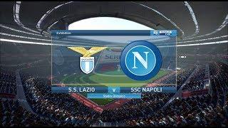 Download Video Lazio vs Napoli   Serie A Gameplay   18/08/2018 MP3 3GP MP4