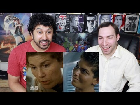 Honest Trailers - ALIENS - REACTION!!!