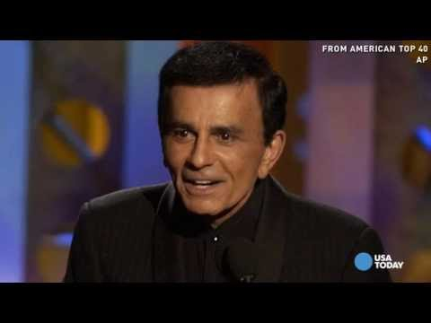 Radio icon Casey Kasem dies at 82
