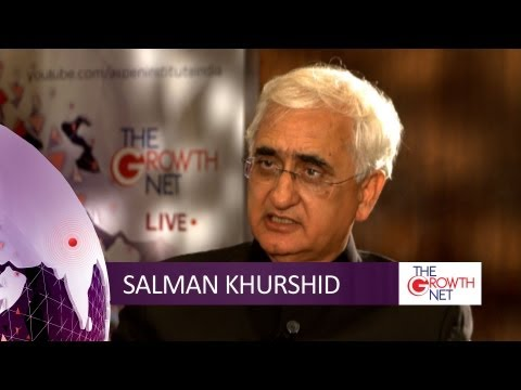 Salman Khurshid: External Affairs Minister, Emerging Economies Drive Foreign Policy Shift?