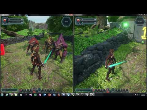 Phantasy Star Online Remake: Update 2 (Networking)