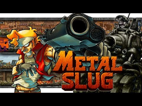 Metal Slug Mame Roms Pack Only In 275 MB