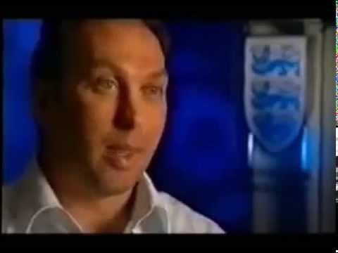 Holland's Ronald Koeman professional foul vs England (1993)