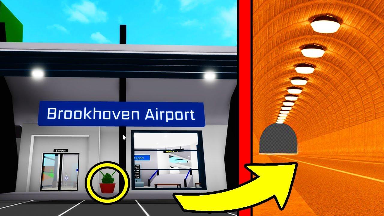 Download *NEW SECRET* TIKTOK HACK In The BROOKHAVEN AIRPORT? (Roblox)