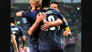 本田圭佑 キリンチャレンジカップ2012 アゼルバイジャン戦
