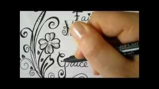 Part 2 - How To Draw St. Patrick