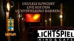 Ukulele Live aus dem Lichtspiel Kino Bamberg Konzertmitschnitt