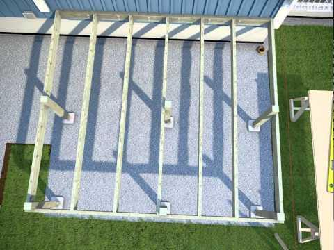 bygge veranda regler