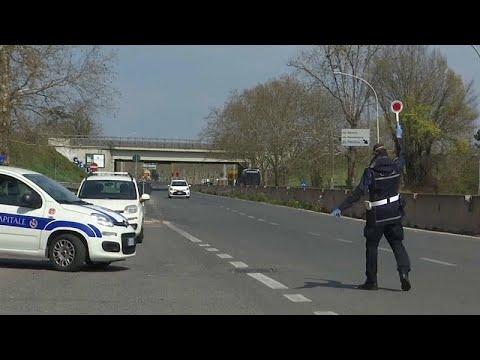 Италия: снижение суточного числа жертв Covid-19