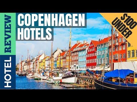 ✅Copenhagen: Best Hotel In Copenhagen (2019) [Under $100]