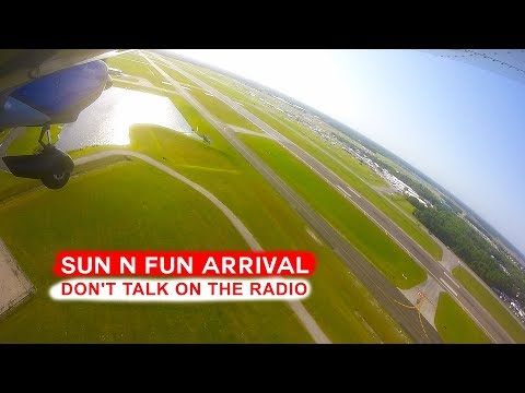 Flying to Sun N Fun 2018 The Amazing Air and Aviation Show