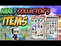 Maplestory: My Rare/Collector's Item Collection Showcase