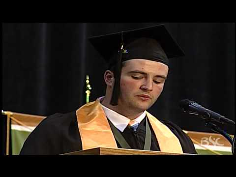 2015 Bismarck State College Commencement Ceremony