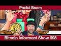 #998 Paypal Übernahme BitGo, Mode Global Bitcoin Cash ...