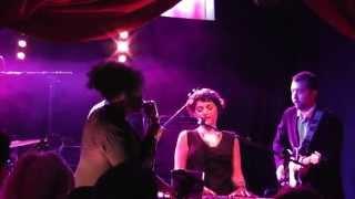 Sarah Letor Montgenevre Jazz aux frontieres